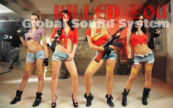 VOL 4 / DJ VENUM-KILLED YOU 2014 G.S.S ( 4 Mélissa ) (2014)