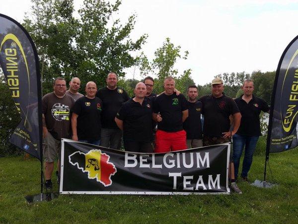 équipe nationale Belge