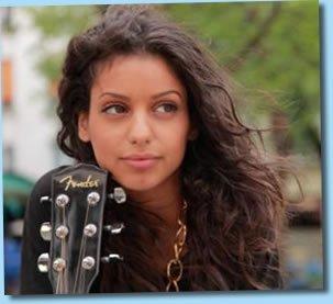 Tal une super chanteuse