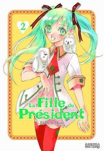 La fille du président, Manhwa/ shojo