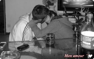 L'amour existe même à 15ans ♥.
