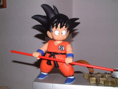 Figurine sangoku petit dragon ball z mazinger z goldorak ufo robo j - Petit sangoku ...