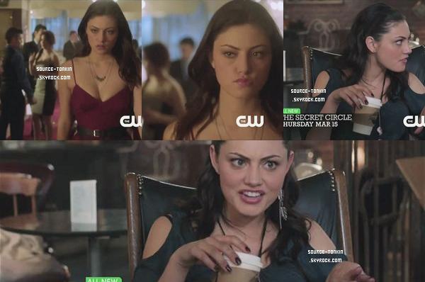 Photos et vidéo promos du 1x16