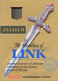 The Legend of Zelda : Adventure of Link