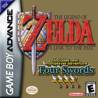 The Legend of Zelda : Four Swords