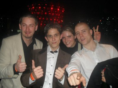 New Year's Party 2011