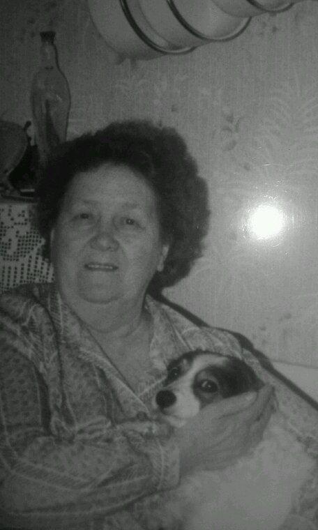Mon plus belle ange, ma mémé ❤