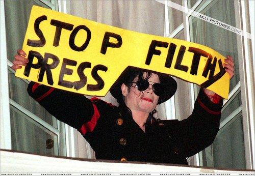 Face aux accusations mensongères contre Michael, LA RIPOSTE!