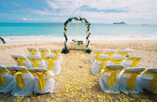 Sunset Beach Wedding   Beach Wedding Ceremony Beach Wedding Hair Modern Beach Wedding