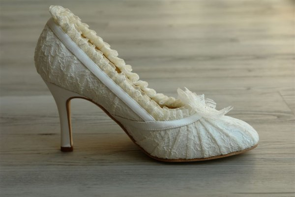 9401d92ee72 Wedding Shoes With Lace