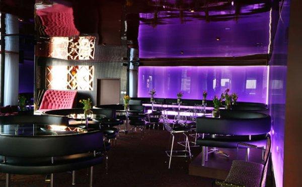 Bar Lounge Design | Lounge Designer Furniture | Futuristic Lounge ...