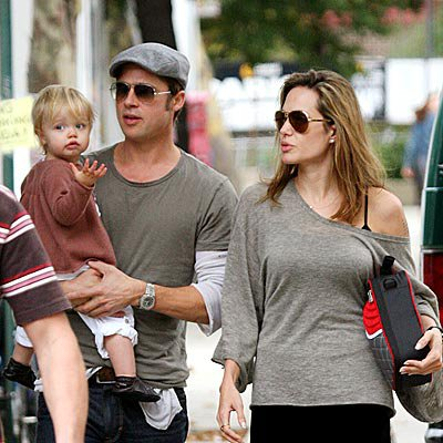 Angelina And Brad Pitt | Cute Angelina Jolie | Angelina Jolie Family | Angelina Jolie Hairstyle | Angelina Pictures Gallery |  Angelina Hollywood Beauty |