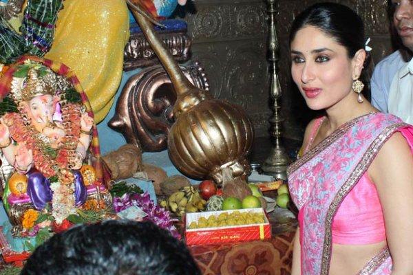 Bollywood Celebrates Ganesh Chaturthi