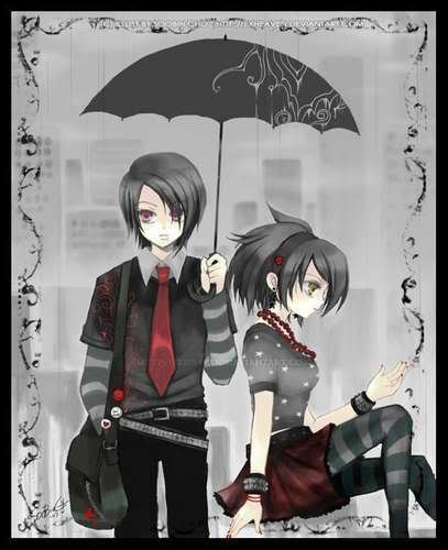 emo love cartoons | emo girls photos | pictures of hot emo | emo anime wallpaper |