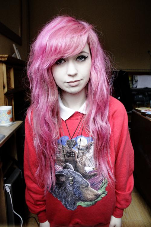 emo girl pic