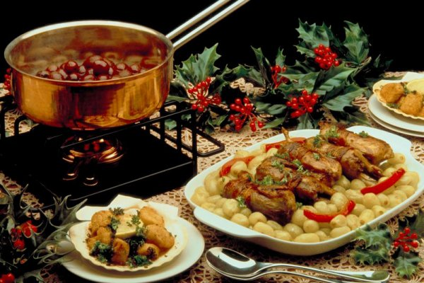 Christmas meals | Christmas dishes | Christmas Pudding |