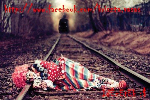 Le cirque, c'est un rond de paradis dans un monde dur et dément.