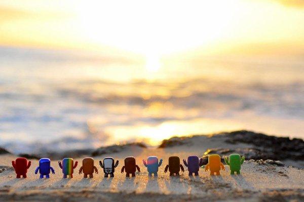 Soyons extraordinaires ensemble, plutôt qu'ordinaires séparément.
