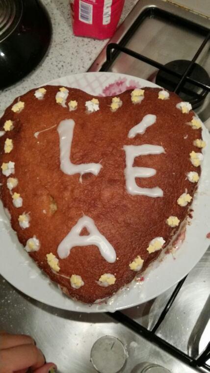 Atelier gâteau