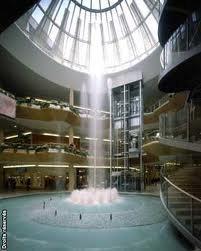centre commerciale par dieu