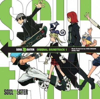 ▶ Soundtrack - Soul Eater  [OST 1]