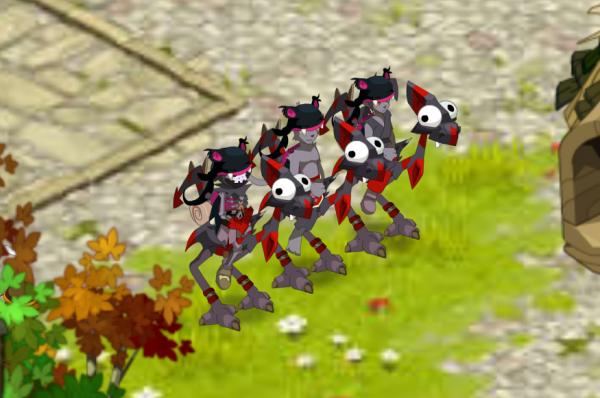 Les mules c'tabou on en viendras tous a bouts ! *oupas*