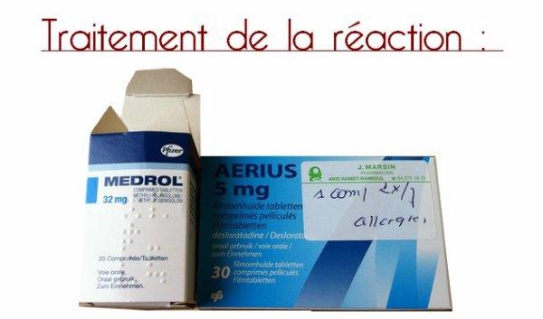 Chapitre XI ; Allergie au Remicade , Risque de mort ...