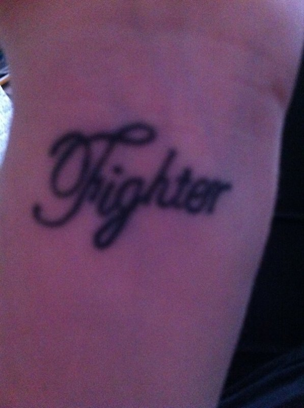 Chapitre XIII ; Un tatouage qui reflète tant de choses ...