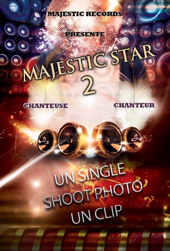 CASTING MAJESTIC STAR 2