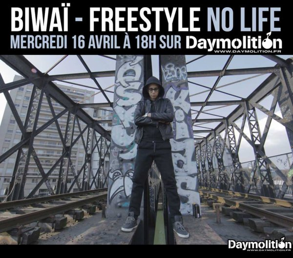 "BIWAI - freestyle ""NO LIFE"""