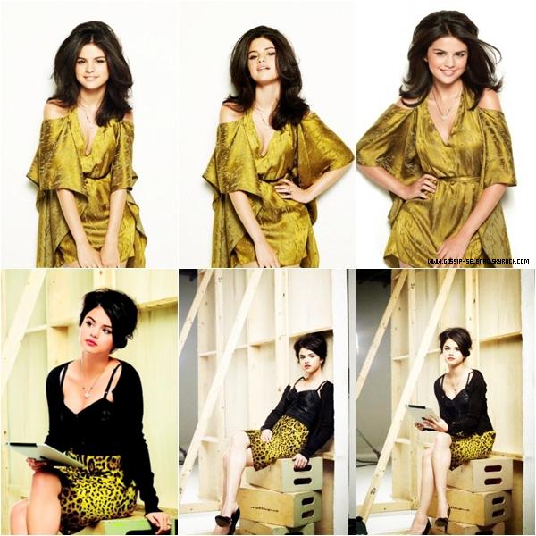 Photoshoot pour le magazine ''Latina''  Tu aimes ?