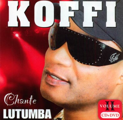 Koffi Chante Lutumba Volume II CD+DVD