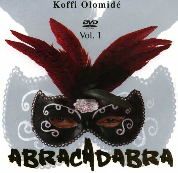 Abracadabra Vol.1 DVD