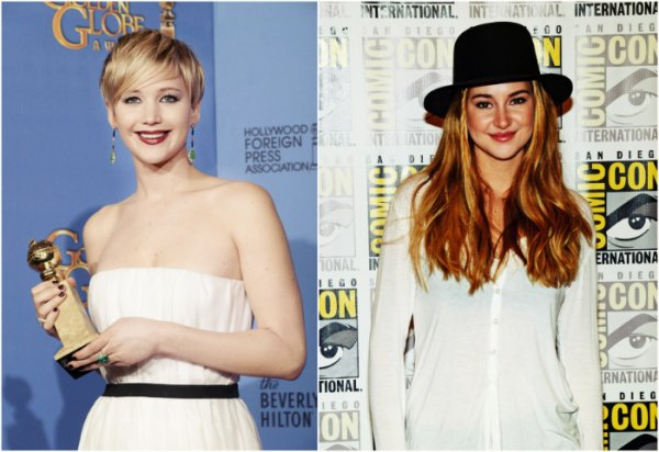 Jennifer Lawrence ou Shailene Woodley ?