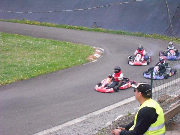 Circuit de Amay - Hemricourt Karting Team 2013