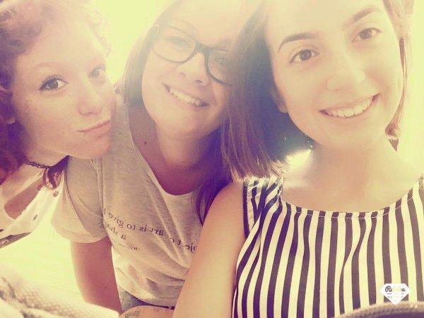 Mes amies, les meilleures :)