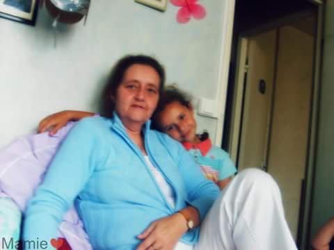 Ma maman et ma nièce