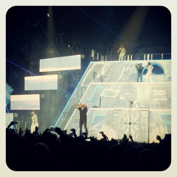 Chris Brown - Concert du 05/12
