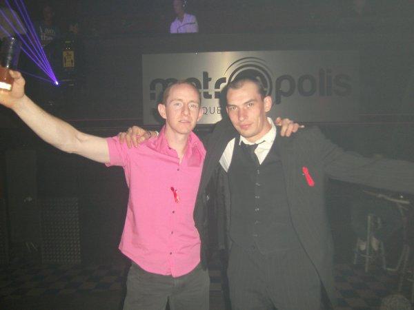 Annif de DJ Oli au Métro !!