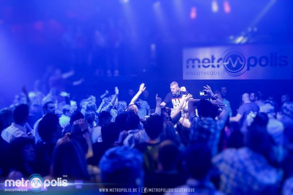 Métropolis with DJ Daddy K !!