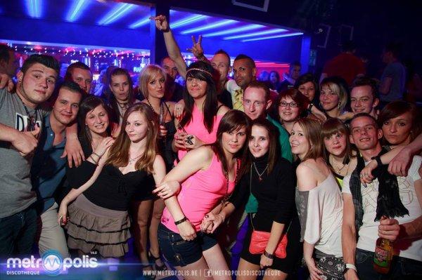 Big soirée Métropolis Dj Contest ( Félicitation Rob et Angy :D )