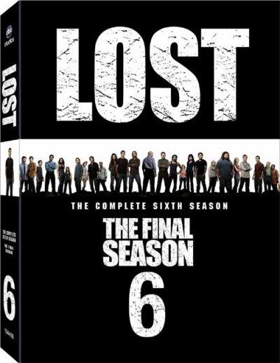 LOST le dernier DVD....