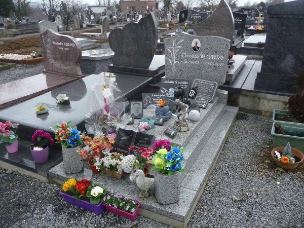 MERCREDI 28 MARS 2018 NOTRE FILS CIU (CHRISTIAN) AURAIS FÊTER SONT 40 Ièm ANNIVERSAIRE