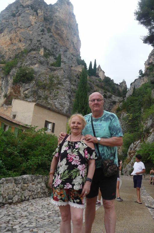 RETOUR DE NOS VACANCES EN FRANCE (Les Gorges du Verdon et la Méditeranée Féjuste) Oh lala qu'elle souvenirs Merveilleux )