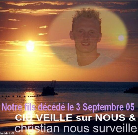 LE DRAME en ce LUNDI 3 Septembre 2018 Il y a 13 Ans Que notre Fils Décédès dans un Accident en 2005
