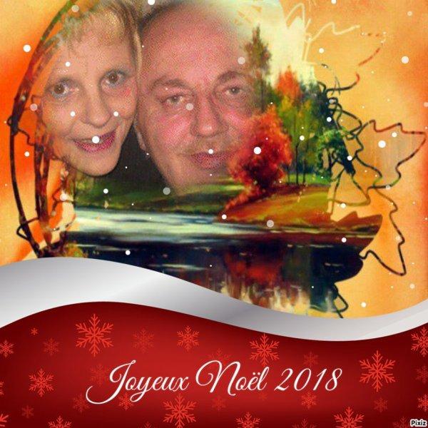 JOYEUX - NOEL 2018