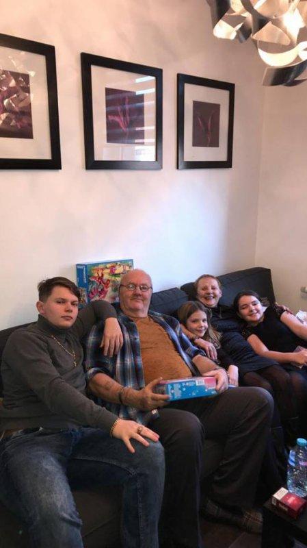 IL EST TEMPS POUR MA FAMILLE ET MOI MÊME DE VENIR VOUS SOUHAITER UNE HEUREUSE ANNEE 2019