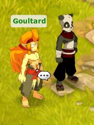 Goulatrd tu vas souffrir