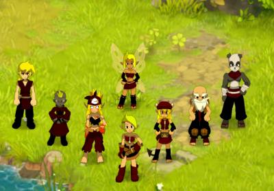 Team enfin complète,premier coup de gueul, pvp, guilde