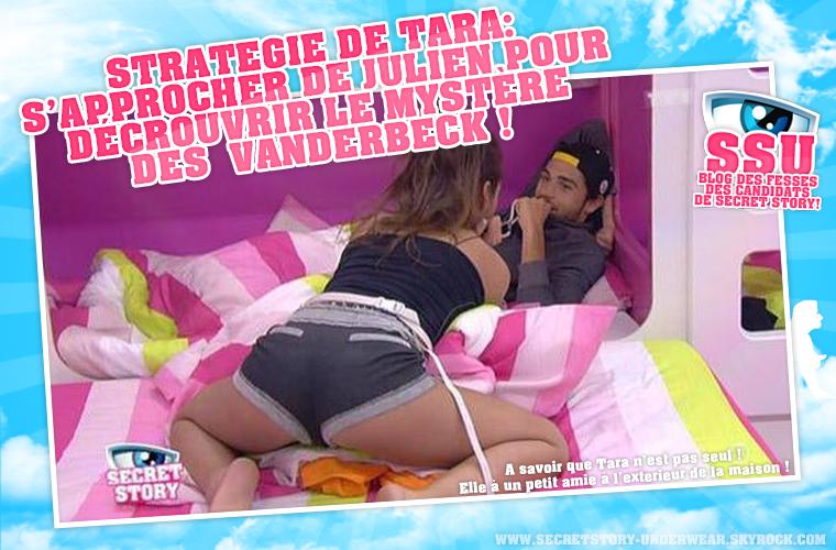Tara et son approche SEXY envers Julien !